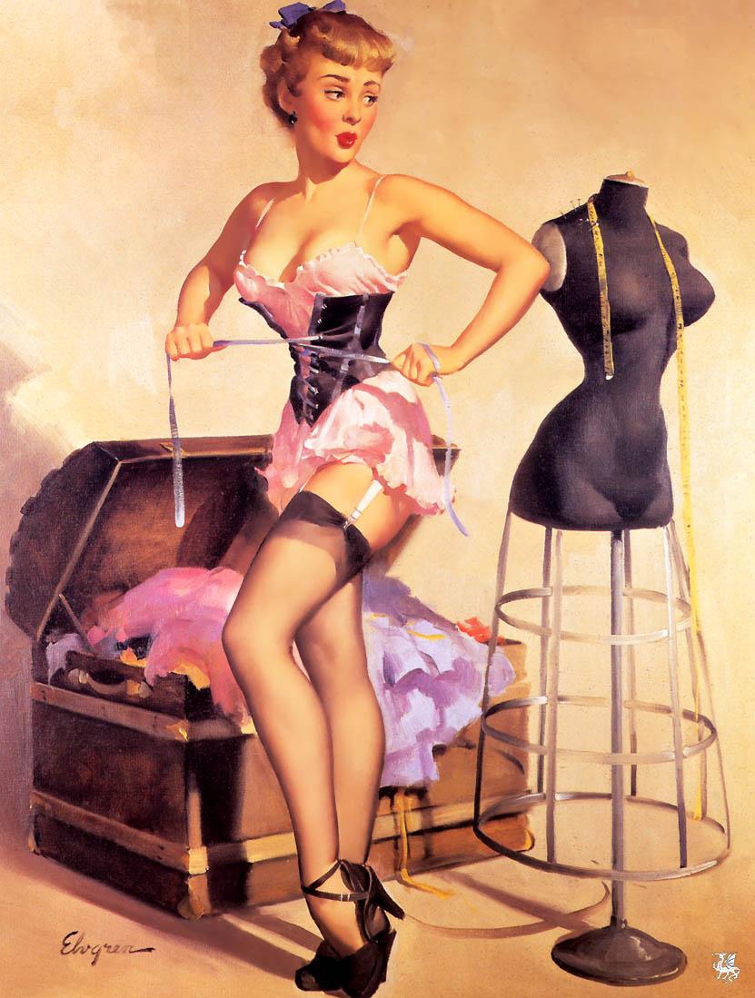 Обижайся подружка, открытки с женским бельем