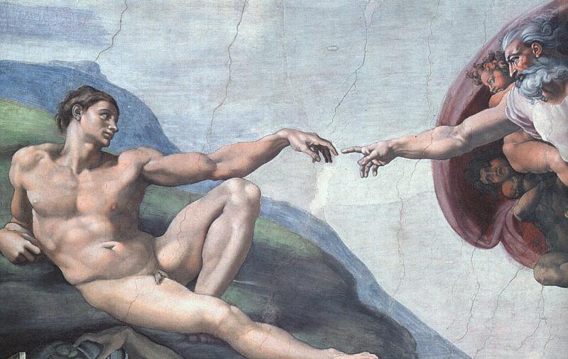 Микеланджело Буонарроти. Сюжет 12