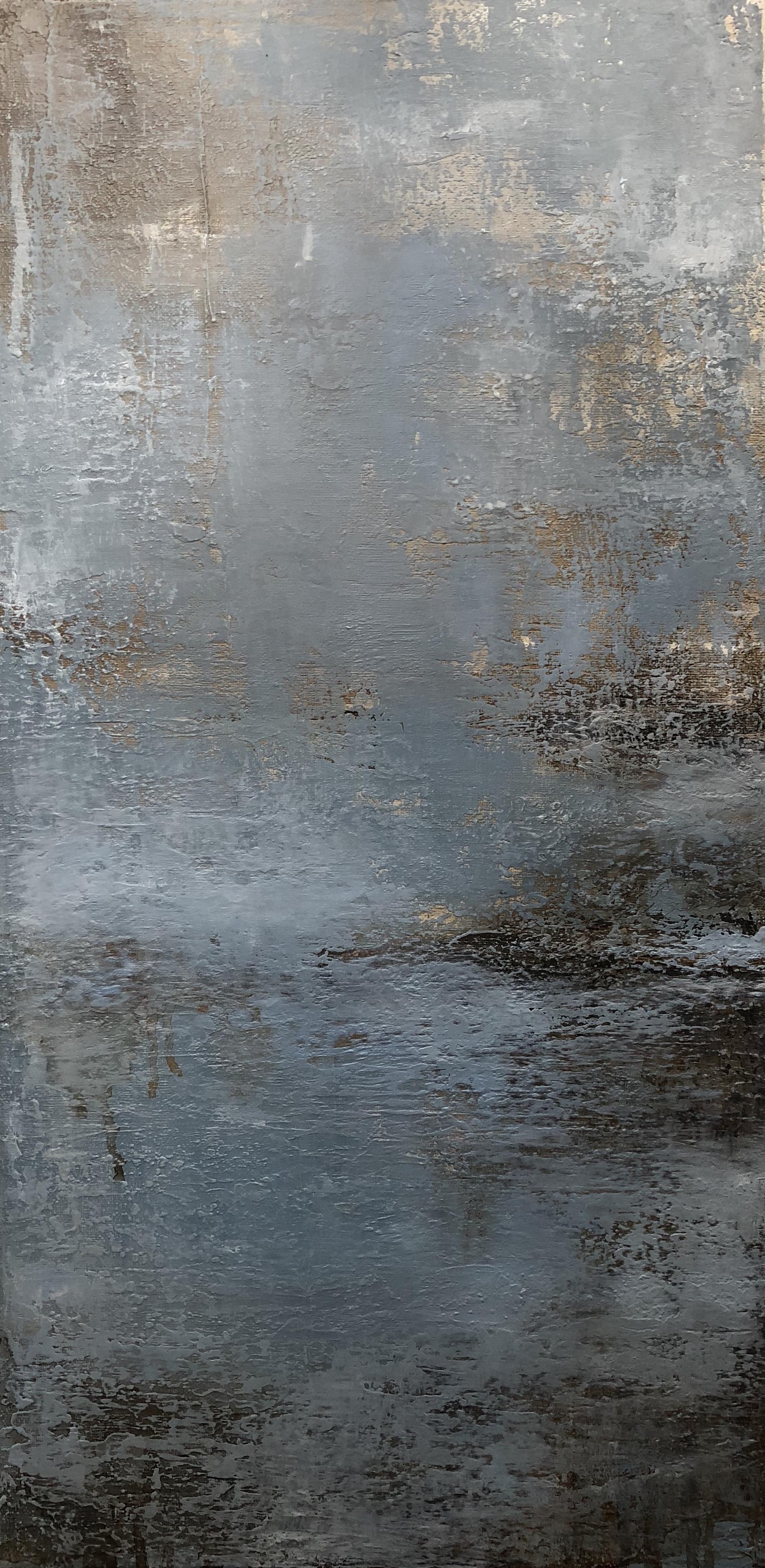 Margarita Andreevna Yakuncheva. Abstract landscape