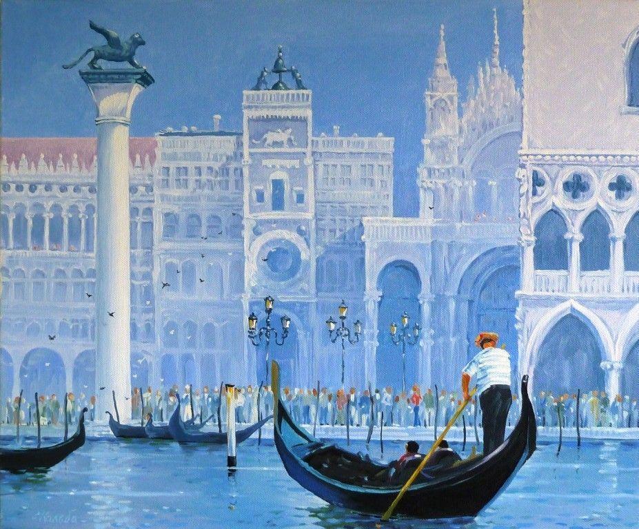 Sergey Kolba. Venice