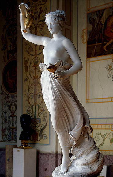 Antonio Canova. Beauty and revolution