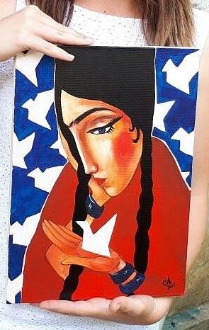 Sona Araevna Torozyan. Windy thoughts