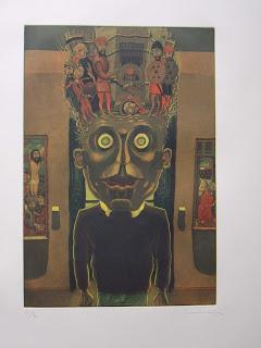 Alvarez Cabrero. The museum.