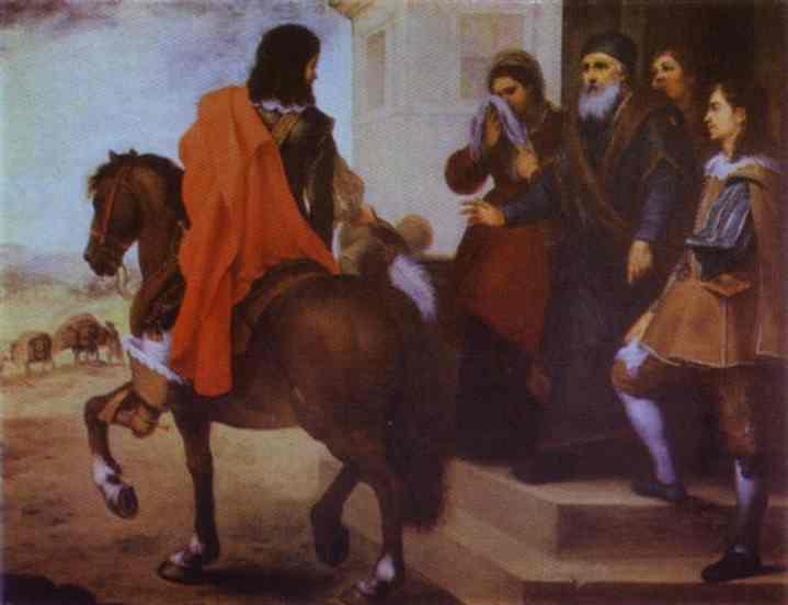 Bartolomé Esteban Murillo. The prodigal son