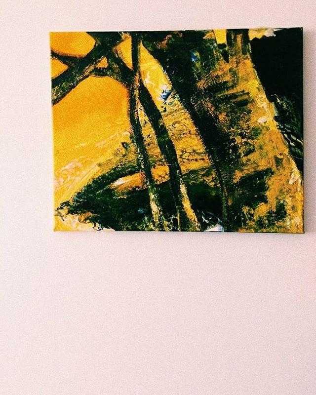 Anastasia Alekseevna Voskoboy. Trees