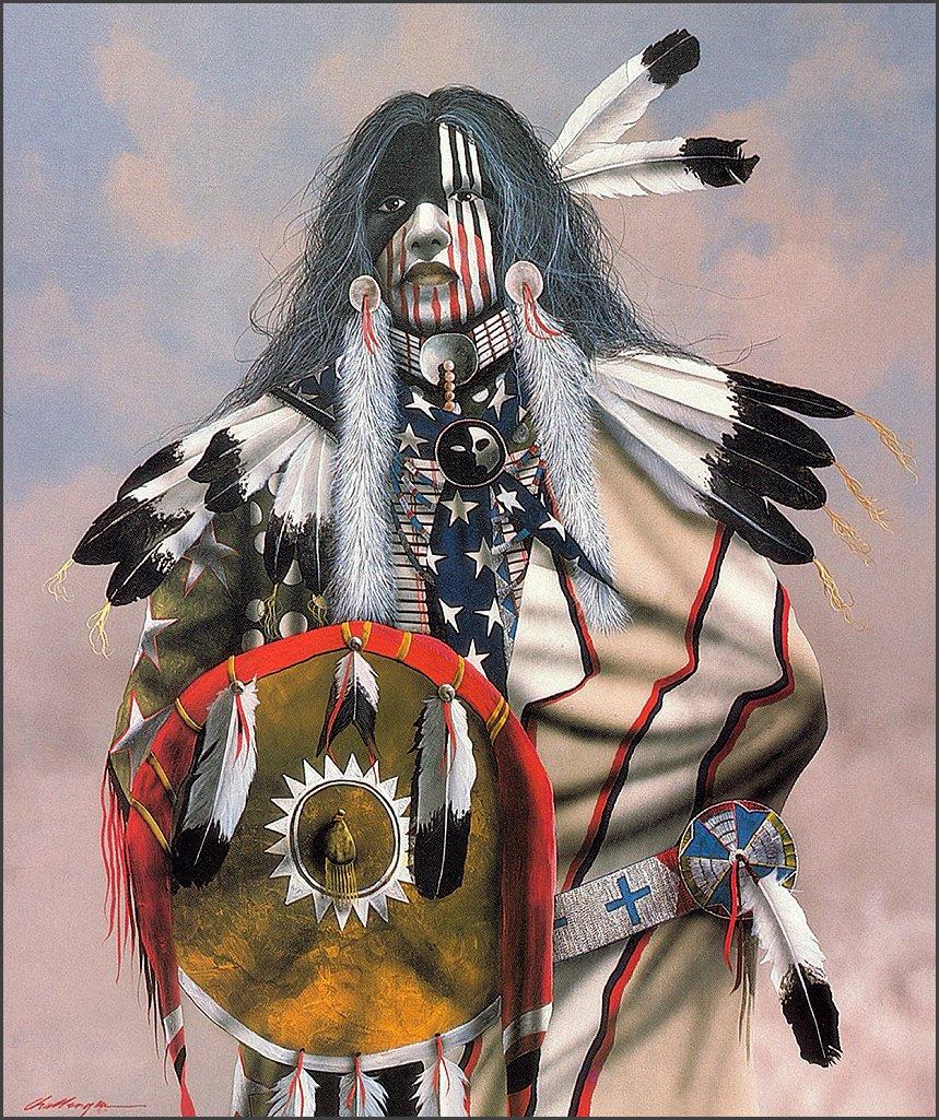 Духи индейцев в картинках