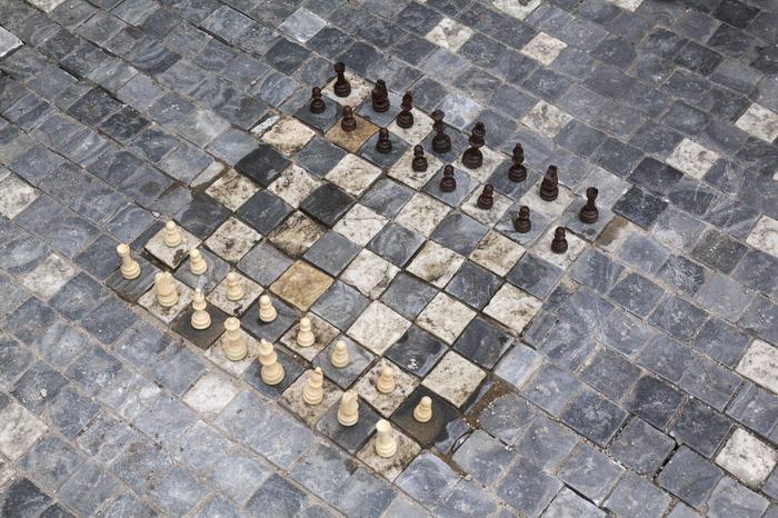 Igor Ponosov. Double game