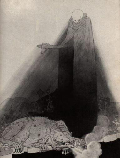Сидней Герберт Сим. Бог смерти