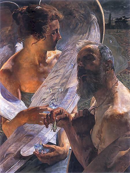 Jacek Malchevsky. Resurrection (immortality)