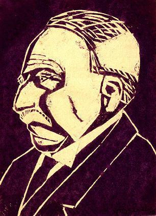 Мауриц Корнелис Эшер. Портрет отца художника