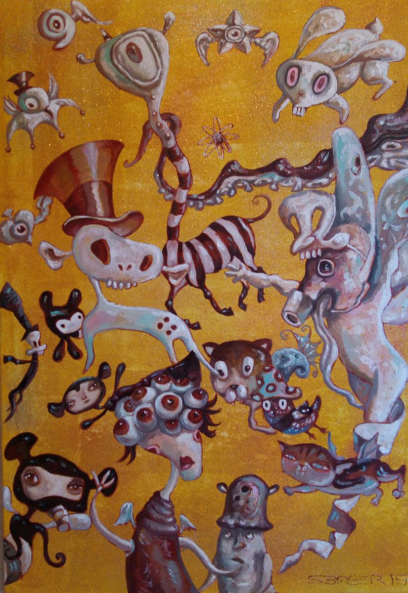Sergey Vladimirovich Bazhenov. Metamorphoses of consciousness