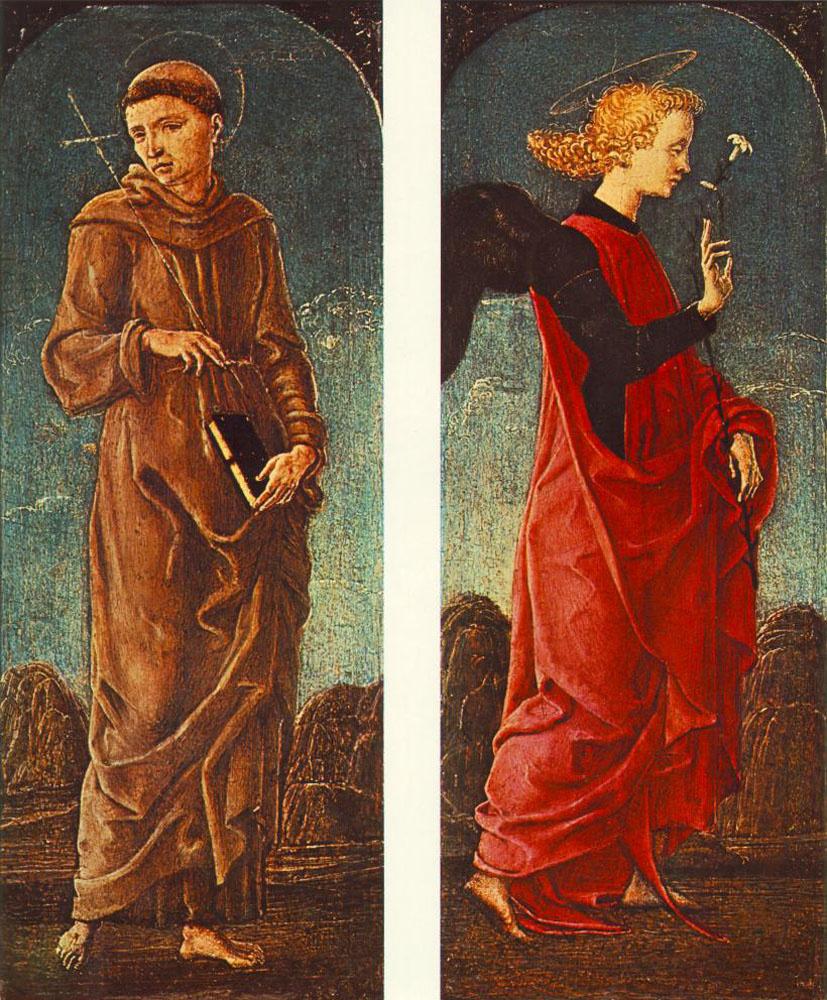 Козимо Тура. Цветок и крест