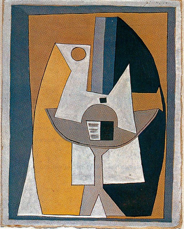 Пабло Пикассо. Открытая книга