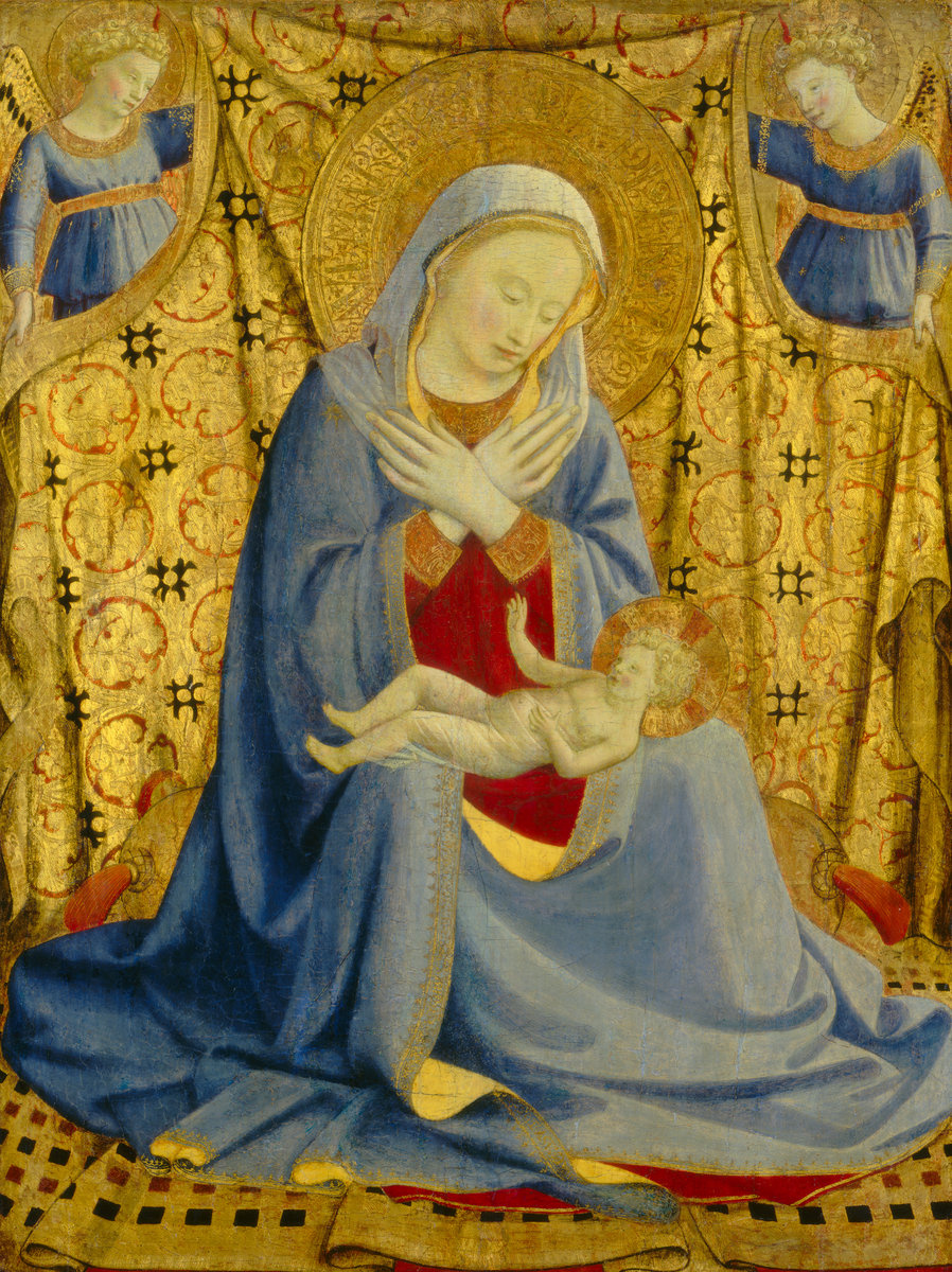 Fra Beato Angelico. Madonna of Humility