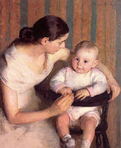 Мария Данфорт Страница. Любовь матери
