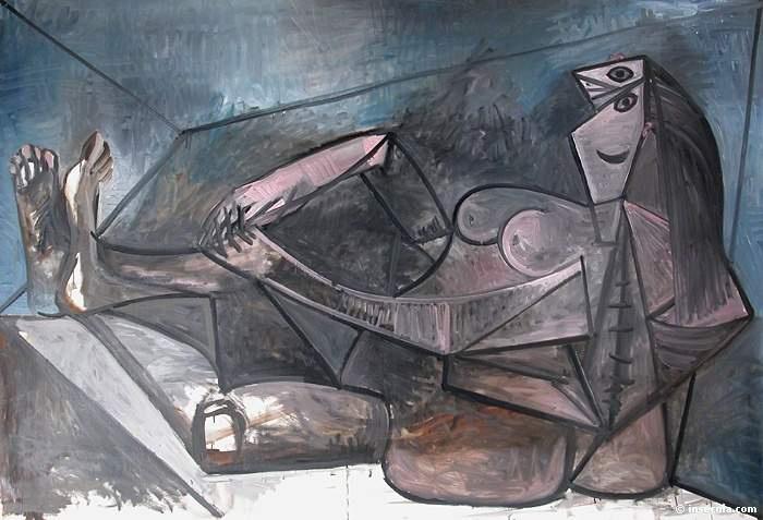 Пабло Пикассо. Сумерки