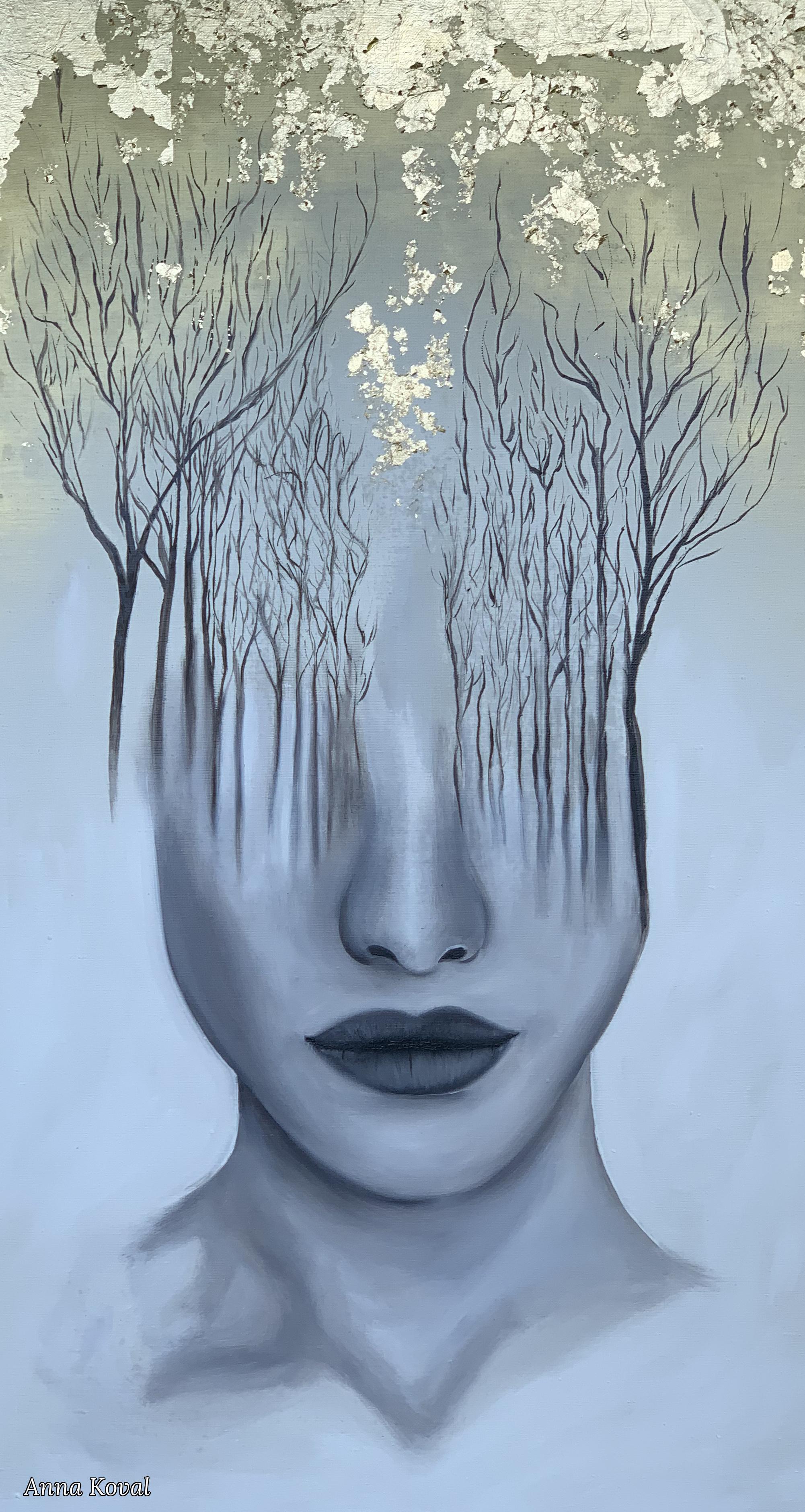 Anna Koval. Growing desires