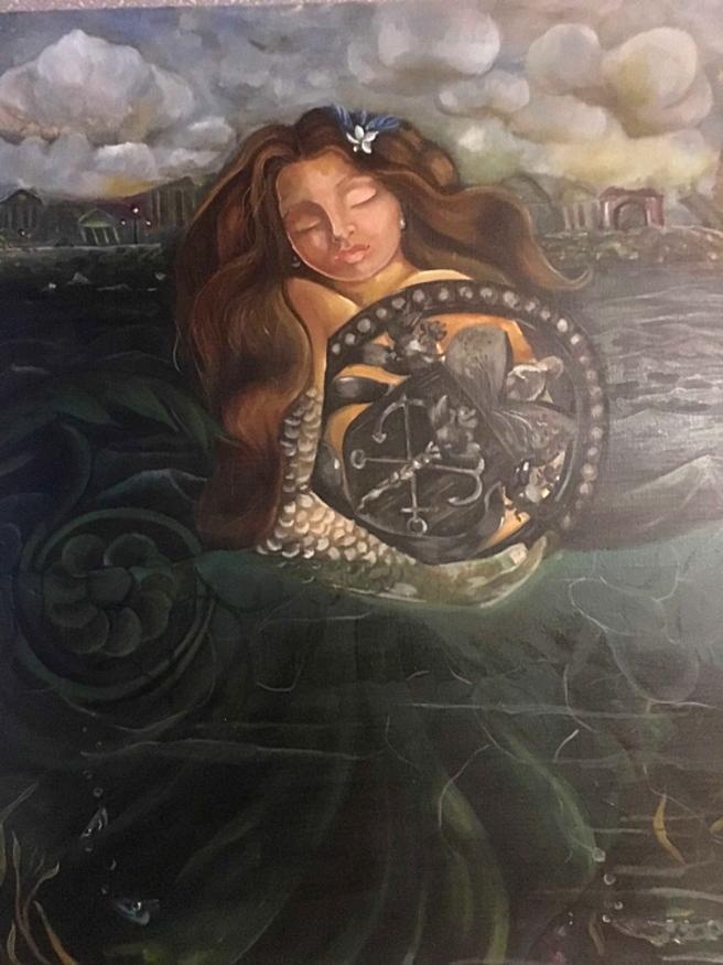 Darina Sergeeva. St. Petersburg