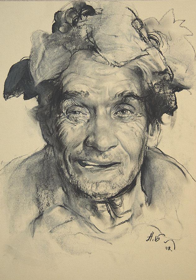 Nikolay Dmitrievich Blokhin. Bacchus