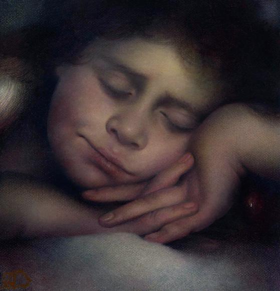 Ольга Акаси. Sleeping Angel