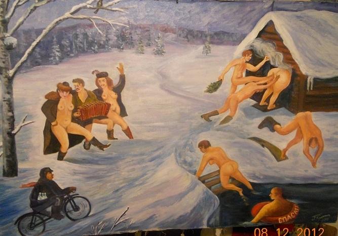 Grigory Krepachev. Untitled