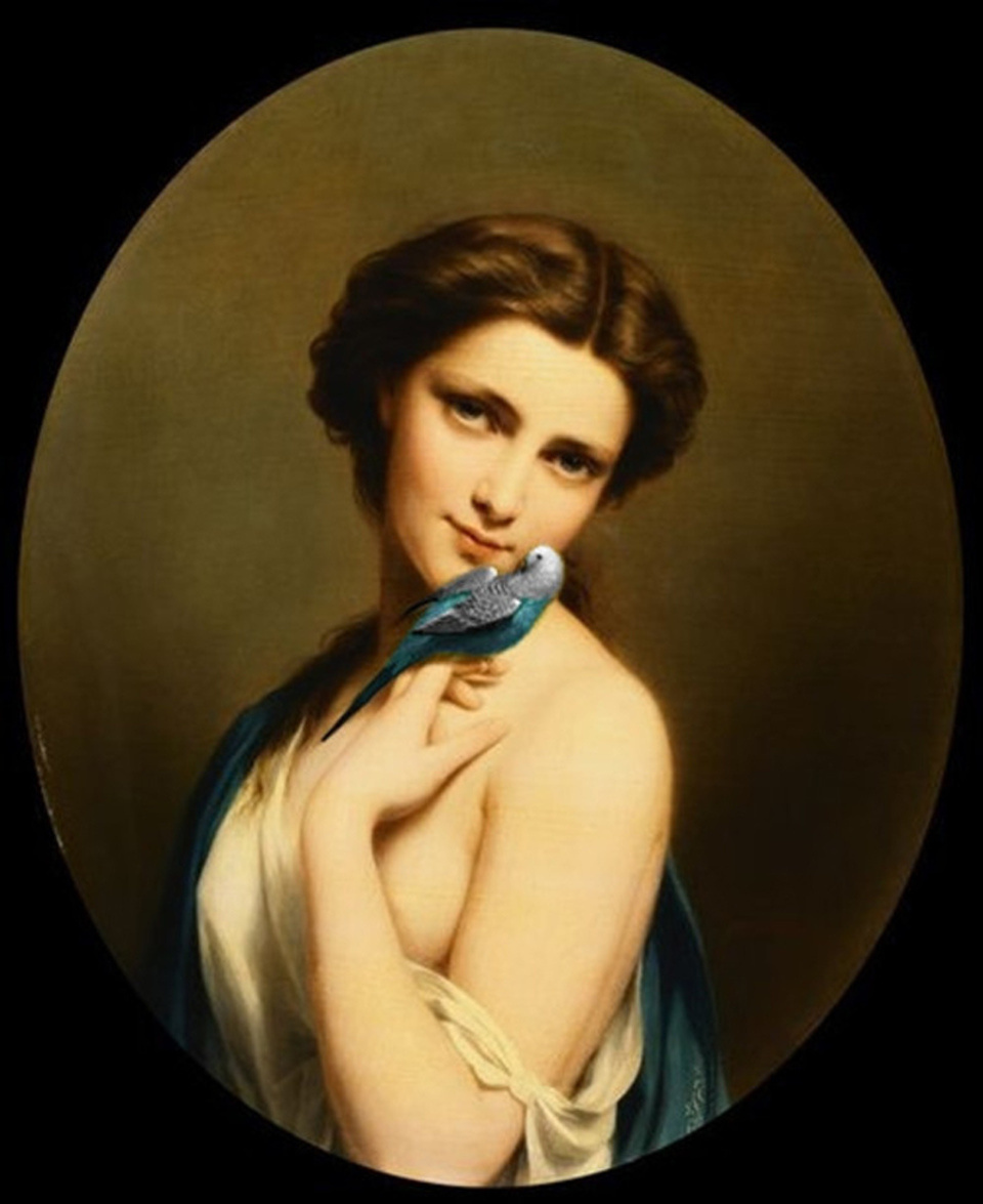 Fritz Zuber-Buhler. Pictures of the artist