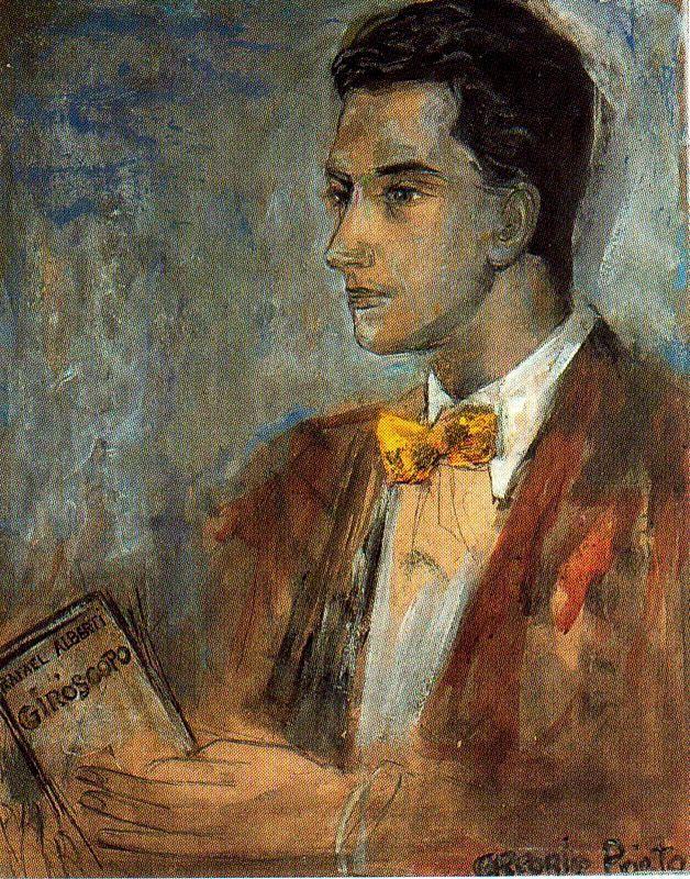 Грегорио Прието Муньос. Желтая бабочка