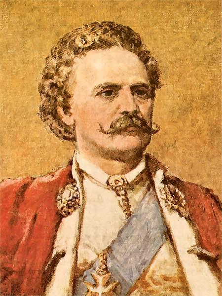 "Jan Matejko. Stanislav Leschinsky. Series ""Portraits of Kings and Princes of Poland"""