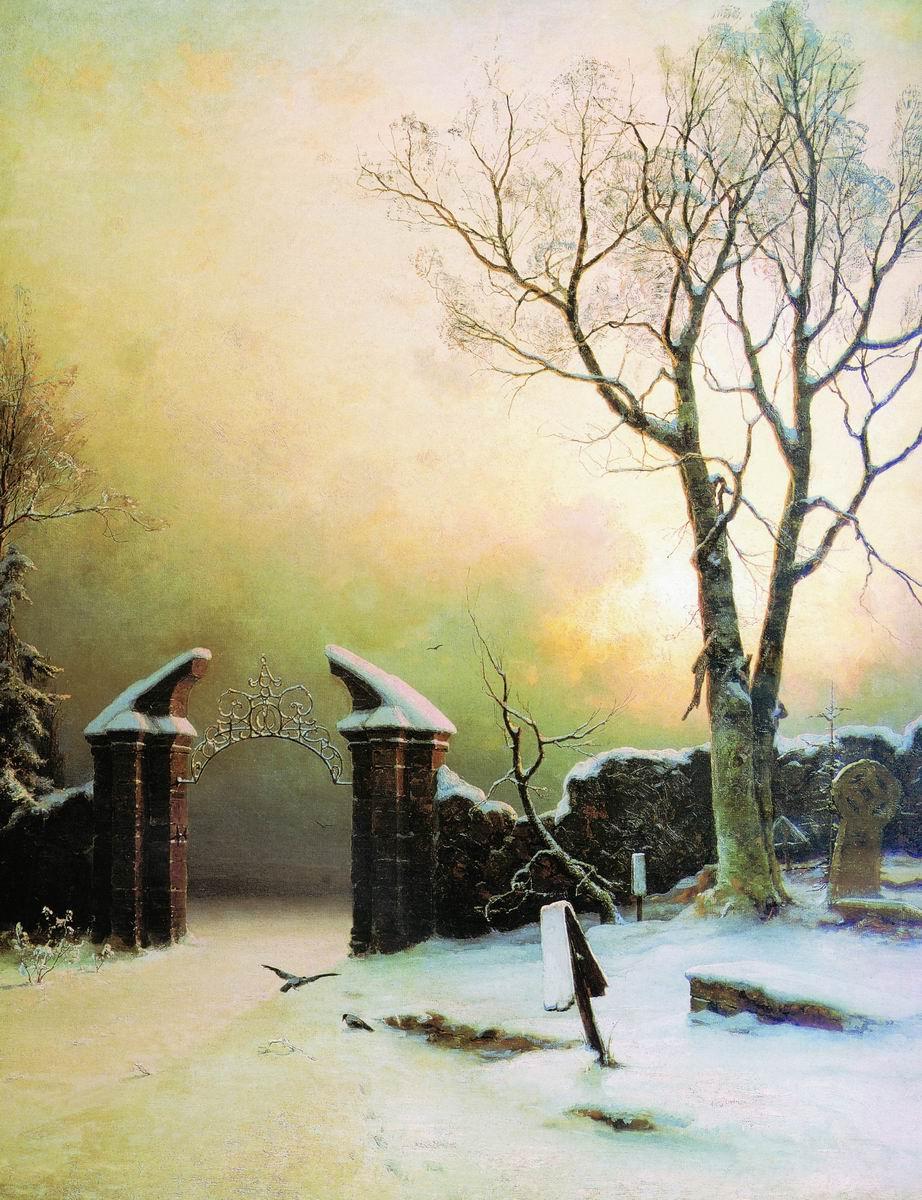 Julius Klever. Forgotten cemetery