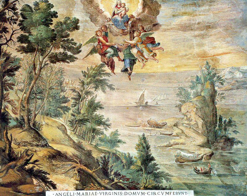 Чезаре Неббиа. Ангелы во славе