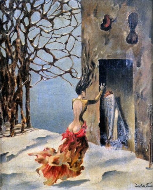 Доротея Таннинг. Испанские нравы