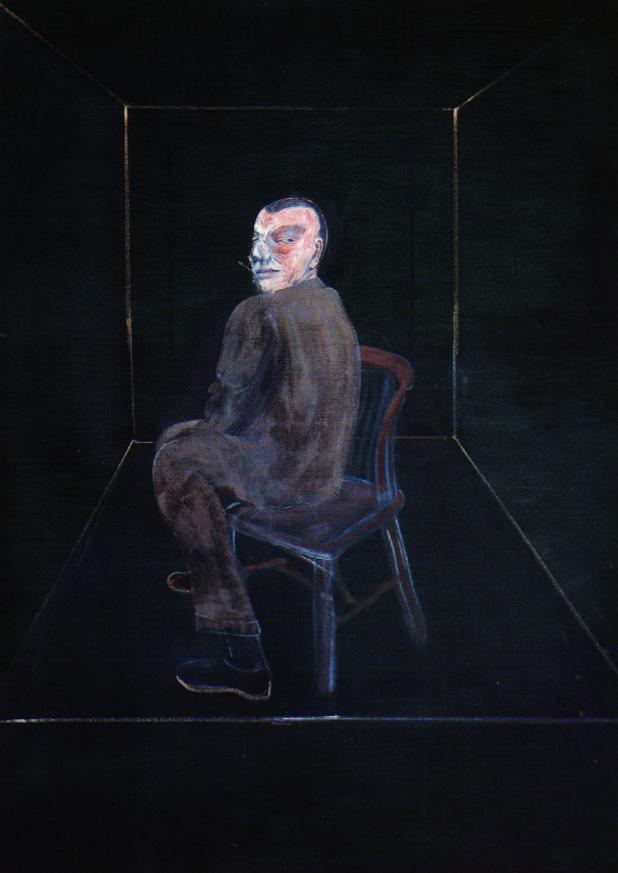 Фрэнсис Бэкон. Портрет X