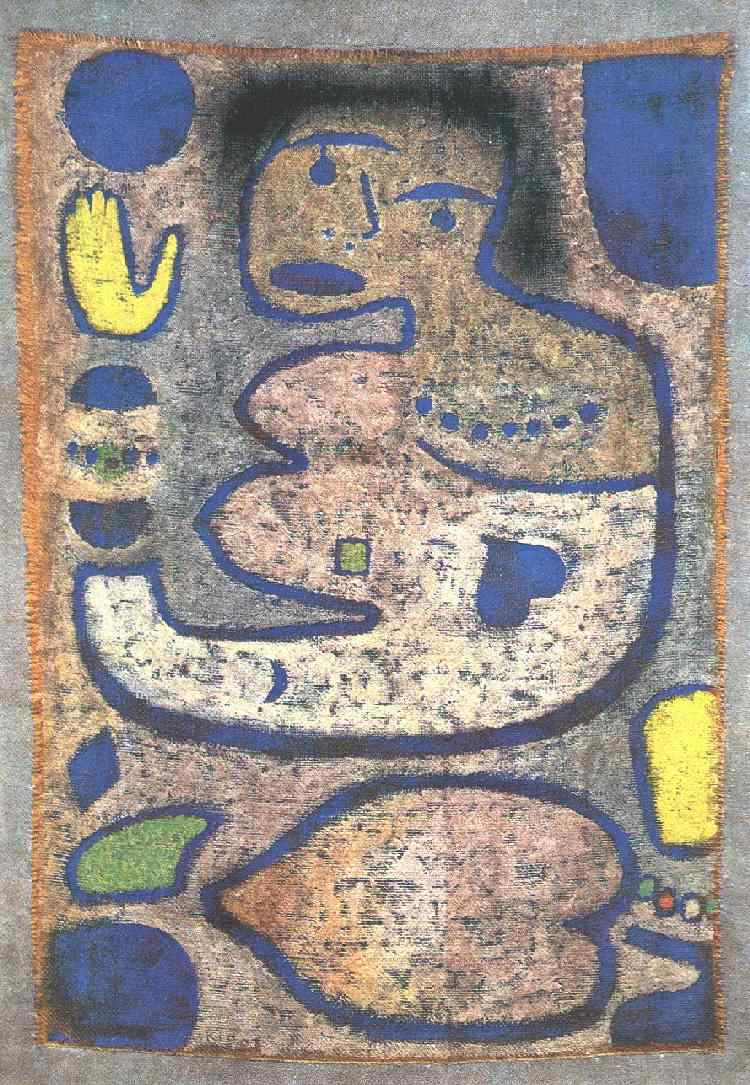 Paul Klee. Love song of the new Moon