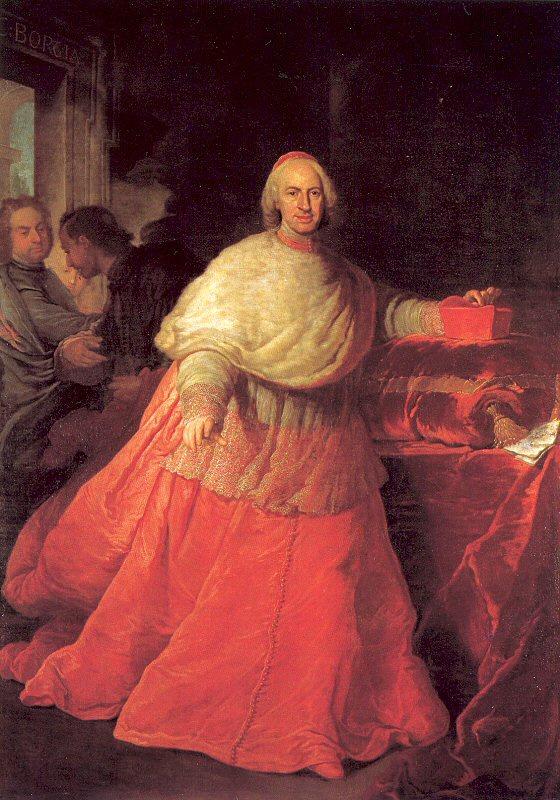 Андреа Прокаччини. Женский портрет