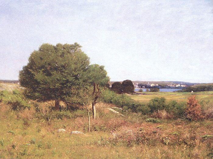 Уильям Лам Пикнелл. Старое дерево