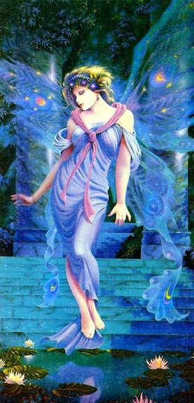 Джефф Фредерик. Ангел в голубом