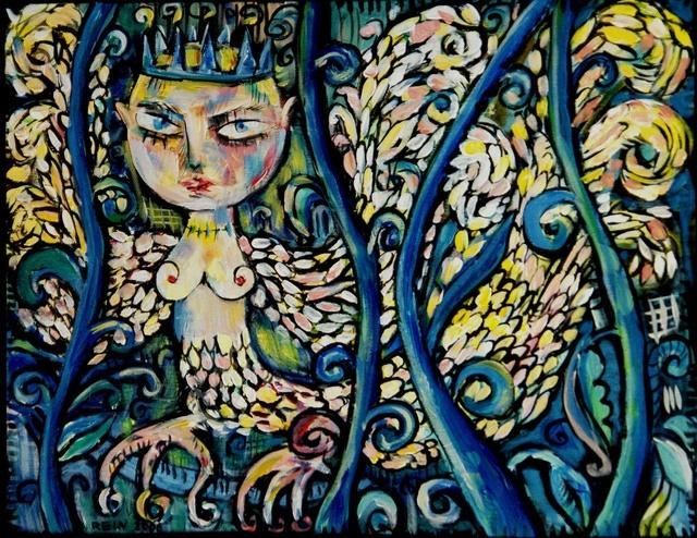 Elena Rein. Blue. Phoenix