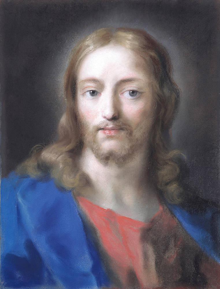 Rosalba Carriera (Carrera). Иисус Христос