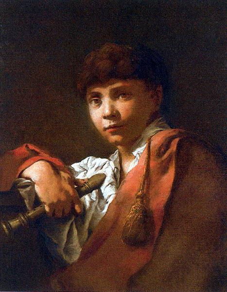 Доменико Маггиотто. Ребенок