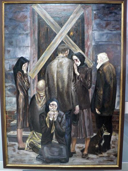 Mikhail Andreevich Savitsky. The cross of hope