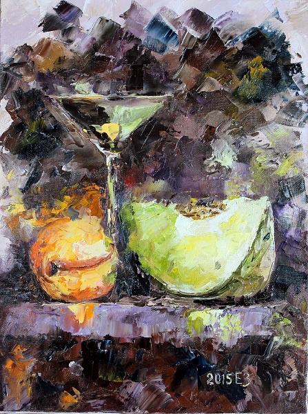Elena Nikolaevna Zorina. Fruit Duet