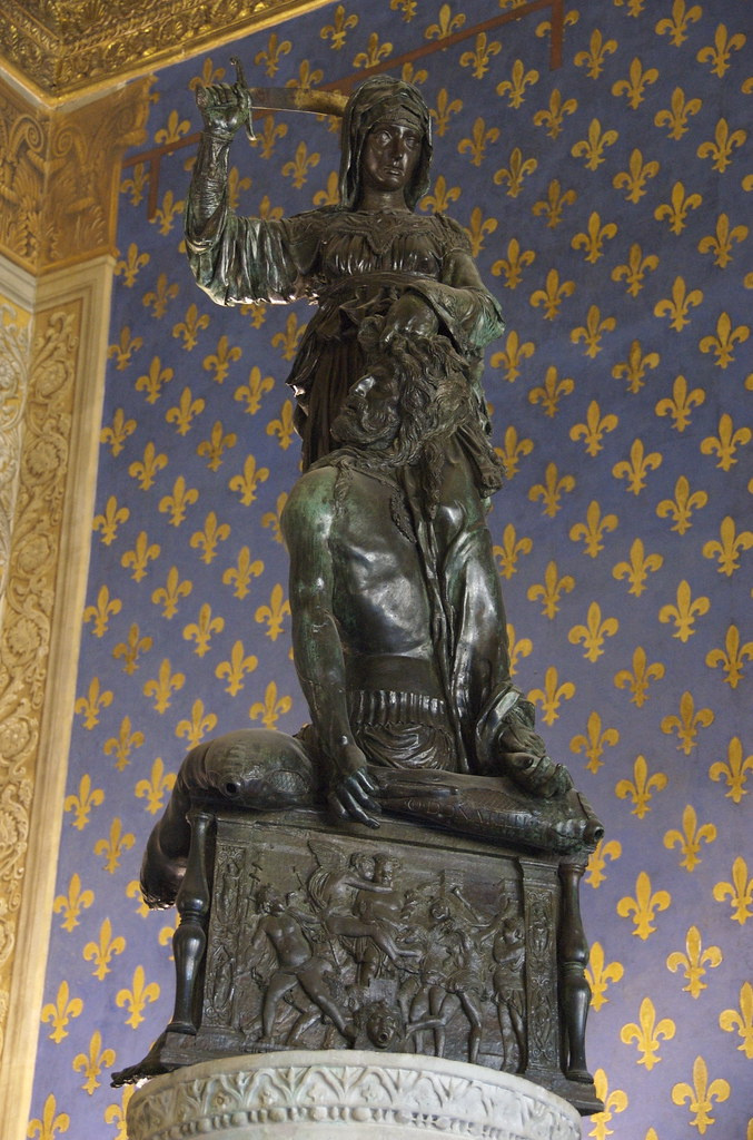 Donato di Niccolo di Betto Bardi (Donatello). Judith and Holofernes