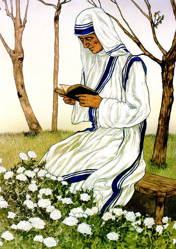 Майкл Хаг. Мать Тереза
