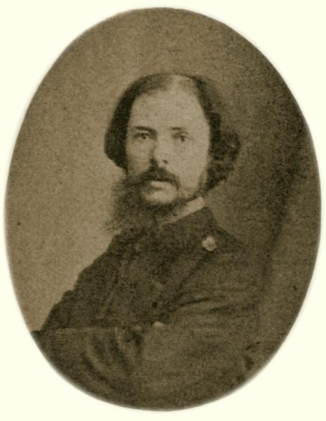 Алексей Петрович Боголюбов. Фотографический портрет Бейдемана