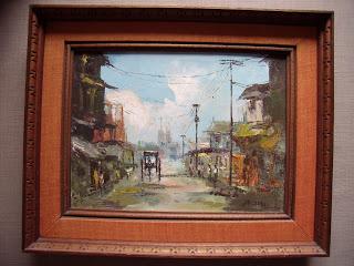 Хосе де Кастро. City landscape.