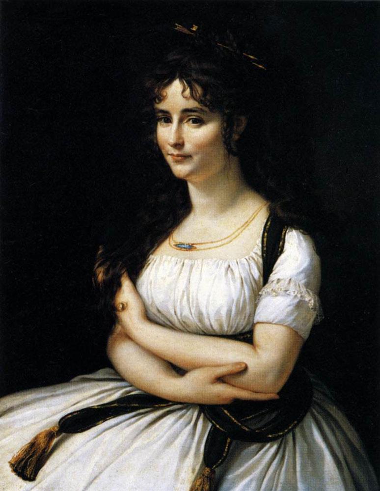 Antoine Jean Gro. Madame Pasteur