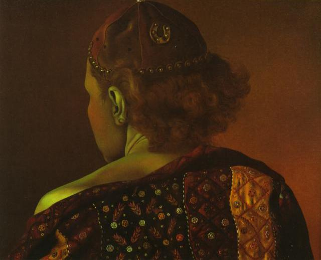 Сальвадор Дали. Геодезический портрет Гала