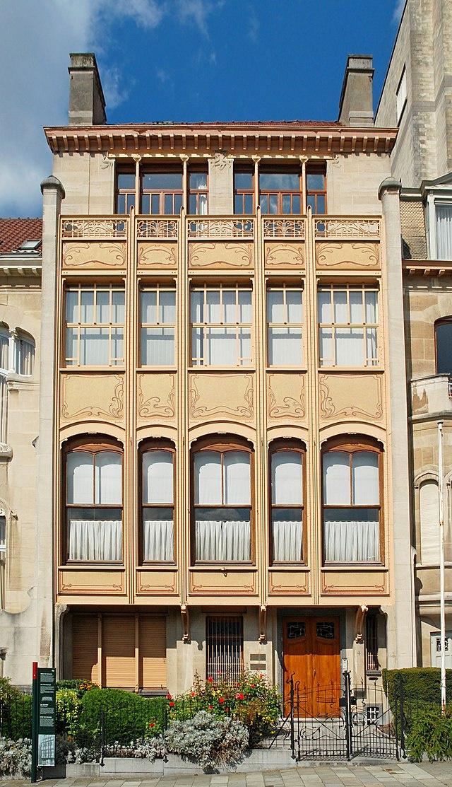 Victor Horta. House van Etvelde