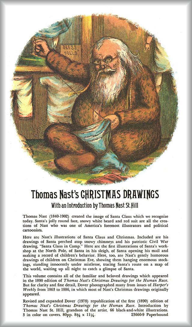 Thomas Nast. Обложка2