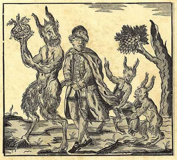 Л.Н. Сваре. Граф Струнсе во власти Дьявола